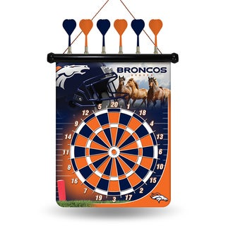 Denver Broncos Magnetic Dart Set