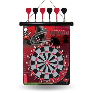 Tampa Bay Buccaneers Magnetic Dart Set