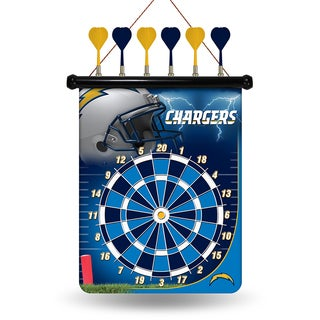 San Diego Chargers Magnetic Dart Set
