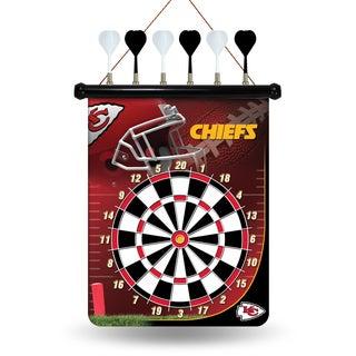 Kansas City Chiefs Magnetic Dart Set