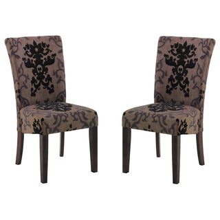 Montecito Fabric Side Chair (Set of 2)