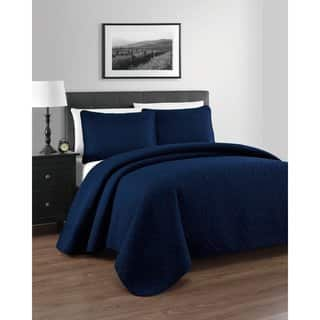 Blue Quilts Bedspreads Find Great Fashion Bedding Deals Shopping