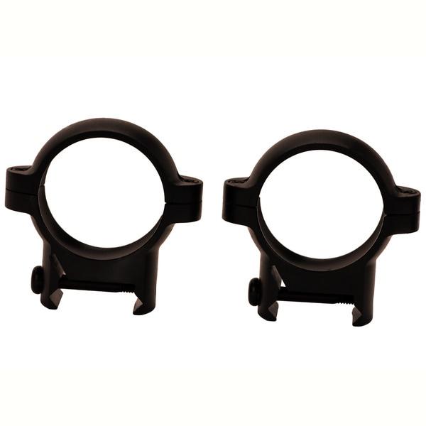 Burris Signature 1-inch Zee Rings Medium Black Matte