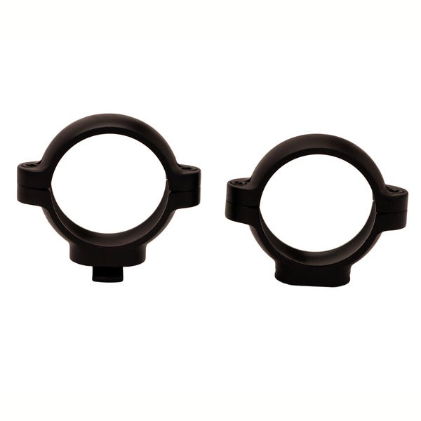Burris Signature 1-inch Rings Medium Black Matte