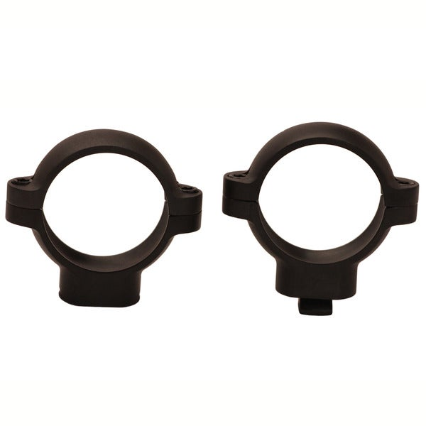 Burris Signature 1-inch Rings High Black Matte