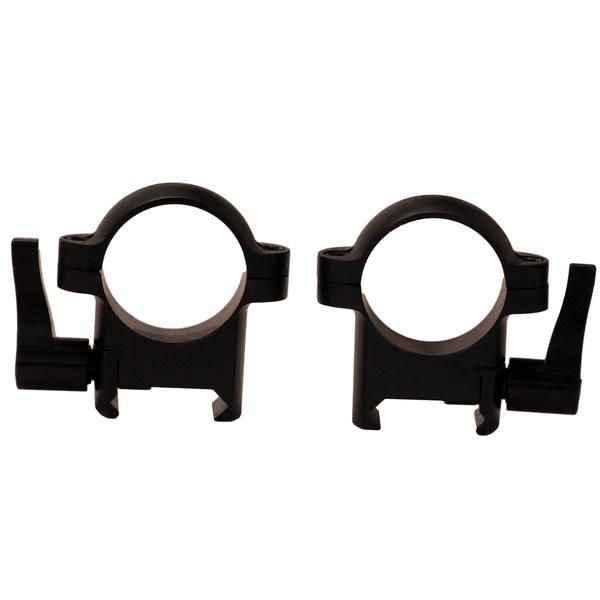Burris 1-inch Zee Quick Detach Rings Medium