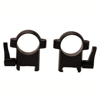 Burris 1-inch Zee Quick Detach Rings High