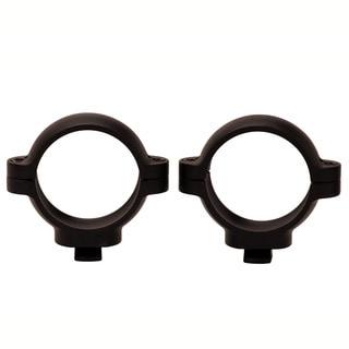 Burris Signature Double Dovetail Rings Medium Matte Black