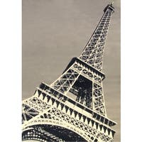 Paris Tower Area Rug by Greyson Living - 5'3 x 7'6