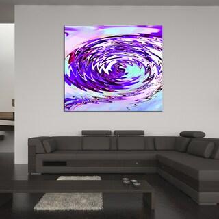 Ready2HangArt Bruce Bain 'Opalescent Abstract II' Canvas Art