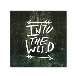 Leah Flores 'Into the Wild' Canvas Art