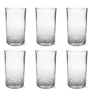 Tag Bubble Glass Clear Tumbler (Set of 6)|https://ak1.ostkcdn.com/images/products/10226201/P17347210.jpg?impolicy=medium