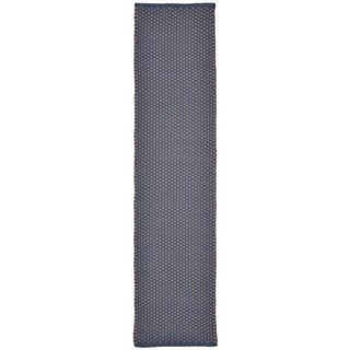 Plains Denim Outdoor Rug (2' x 8')