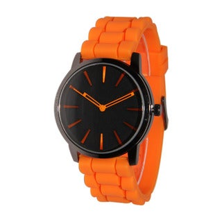 Olivia Pratt Sleek & Sporty Silicone Watch