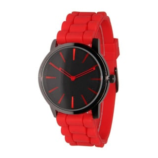 Olivia Pratt Sleek & Sporty Silicone Watch