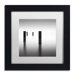 Dave MacVicar 'Lucid' Canvas Framed Art