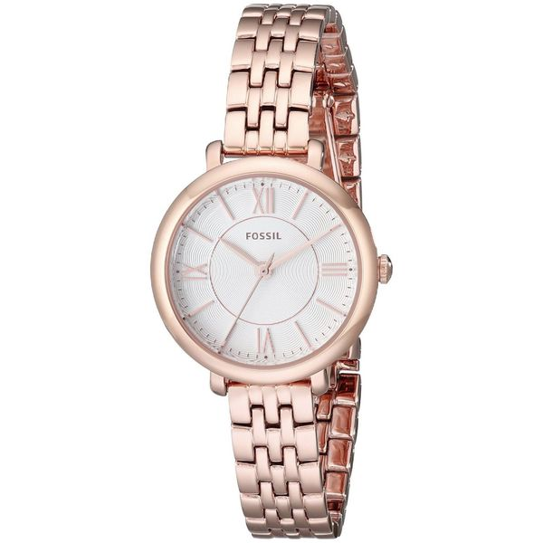 d642ed20a ... Women s Watches. Fossil Woman  x27 s Rose Gold Stainless Steel Watch