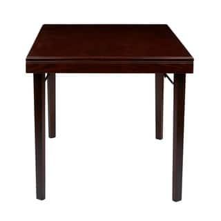 OSP Designs Hacienda Espresso finish Folding Table https://ak1.ostkcdn.com/images/products/10226810/P17347739.jpg?impolicy=medium