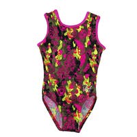 SBD Sportswear Girl's Pink Ella Gymnastics Leotard