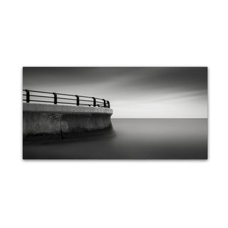 Dave MacVicar 'Water Works 1' Canvas Art