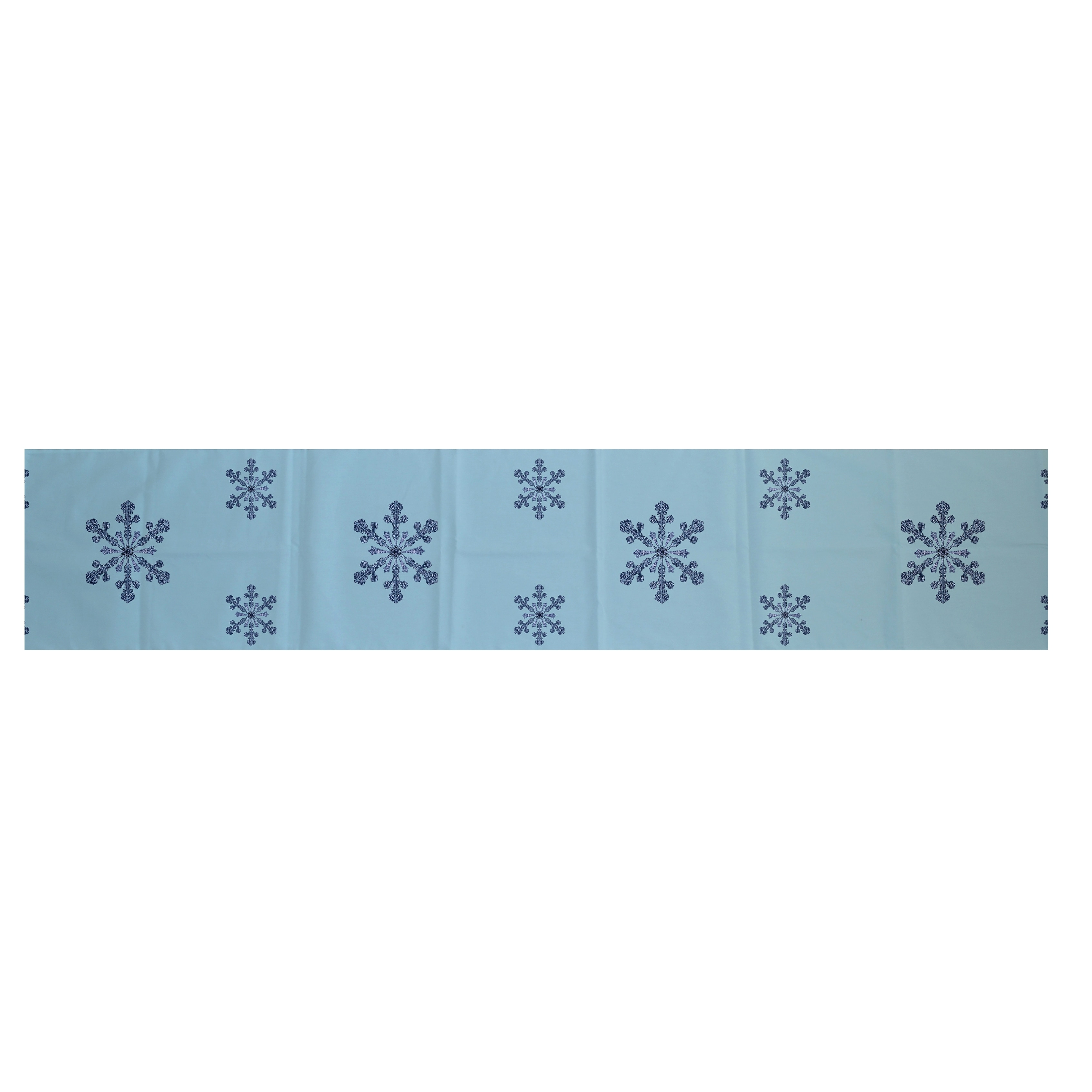 Decorative Holiday Pattern 16 X 90 Inch