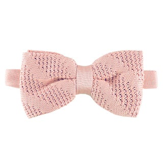 Elie Balleh Milano Italy Boys' Textured Bow Tie (Option: Pink)