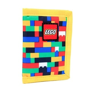 LEGO Brick Wall Wallet - Yellow