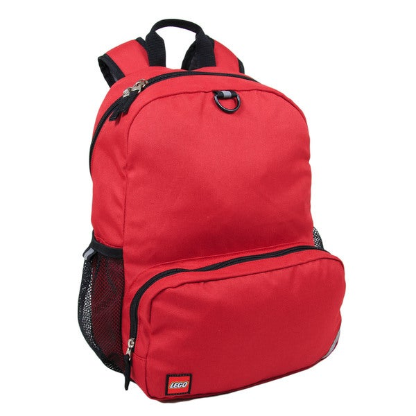 LEGO Heritage Red Backpack
