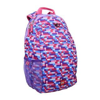LEGO Brick Pink/ Purple Heritage Basic Backpack