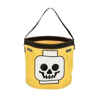LEGO Halloween Skull Tote