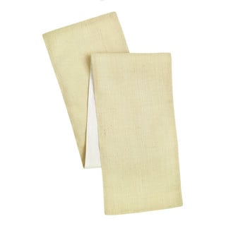 Celebration Solid Jute Table Runner