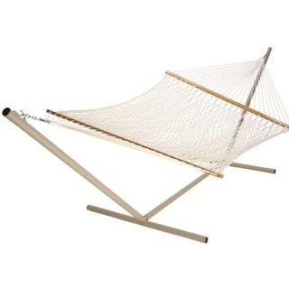 Extra Large Cotton Rope Hammock