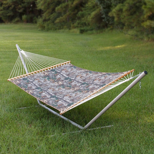 RealTree Quilted Hammock - RealTree Quilted Hammock - Free Shipping Today - Overstock.com