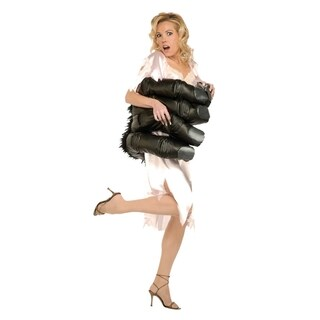 Women's King Kong Ann Darrow Gorilla Hand Costume
