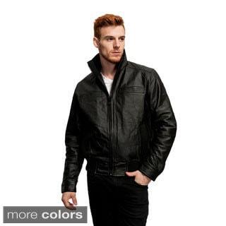 Wilda Men's Leather Jacket