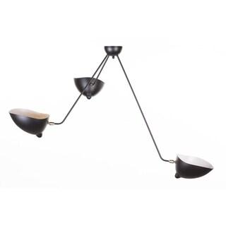 Hans Andersen Home Flen Black Ceiling Lamp