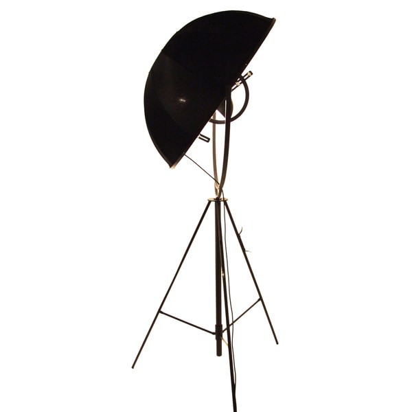 Hans Andersen Home Fortune Black Floor Lamp