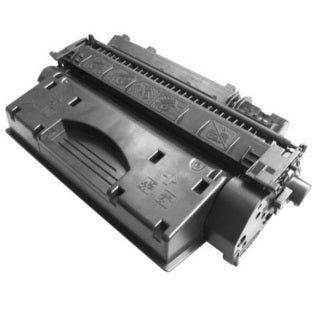 Replacing CE505X 505X Toner Cartridge for HP LaserJet P2050 P2055 P2055d P2055x P2055dn Printers