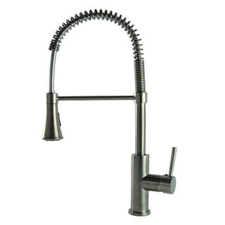 Fontaine Stainless Steel Modern European Residential Spring Kitchen Faucet