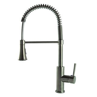 Fontaine Stainless Steel Modern European Residential Spring Kitchen Faucet|https://ak1.ostkcdn.com/images/products/10227887/P17348749.jpg?impolicy=medium