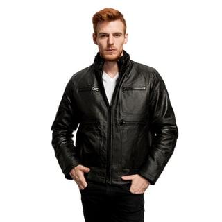 Wilda Grant Leather Jacket