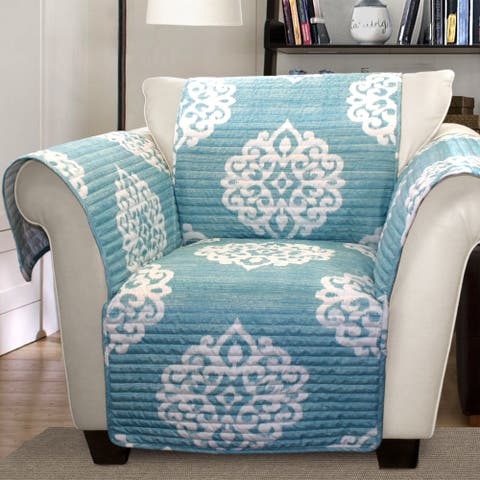 Lush Decor Sophie Armchair Furniture Protector Slipcover - Chair