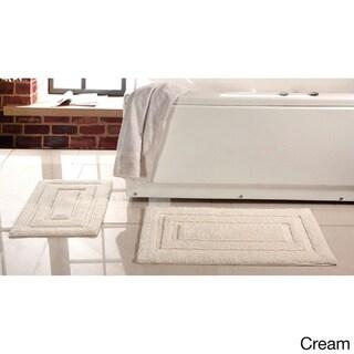 Elegance Spa Cotton 2-piece Bath Rug Set