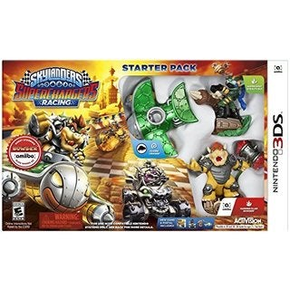 Nintendo 3DS - Skylanders Superchargers Starter Pack