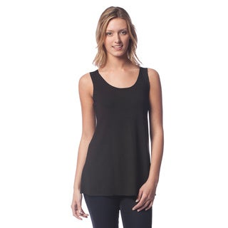 AtoZ Women's Modal Flared Tank