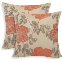 Phala Embroidered Watercolor Toss Pillow (Set of 2)
