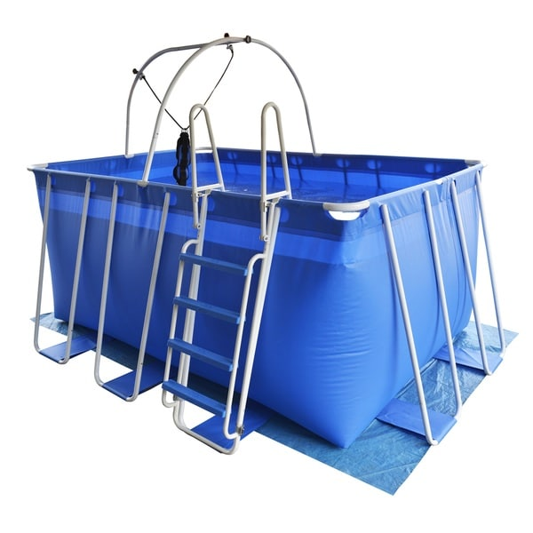 Shop ipool 3 above ground pool free shipping today - Above ground swimming pools reviews ...