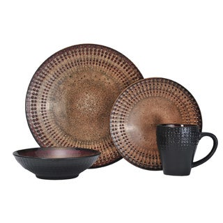 Pfaltzgraff Everyday Cambria 16-piece Dinnerware Set (Service for 4)  sc 1 st  Overstock.com & Dinnerware | Find Great Kitchen u0026 Dining Deals Shopping at Overstock.com