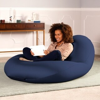 Jaxx Nimbus Large Spandex Bean Bag Chair