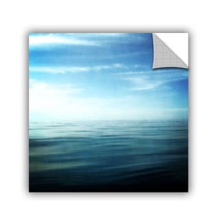 ArtWall Kevin Calkins ' Lake And Sky' Artappealz Removable Wall Art